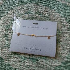 marina de buchi moon and stars bracelet